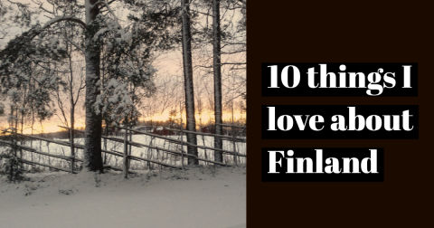 10 Things I Love About Finland
