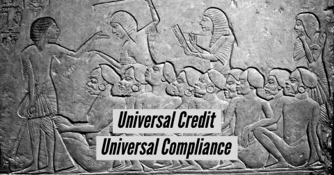 Interview on Universal Credit
