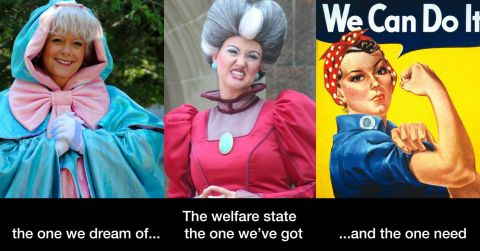 Welfare State as Wicked Stepmother