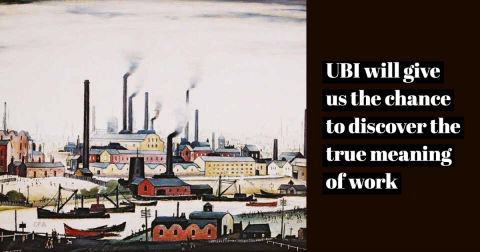 UBI and the Future of Work